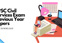 UPSC Previous Year Papers