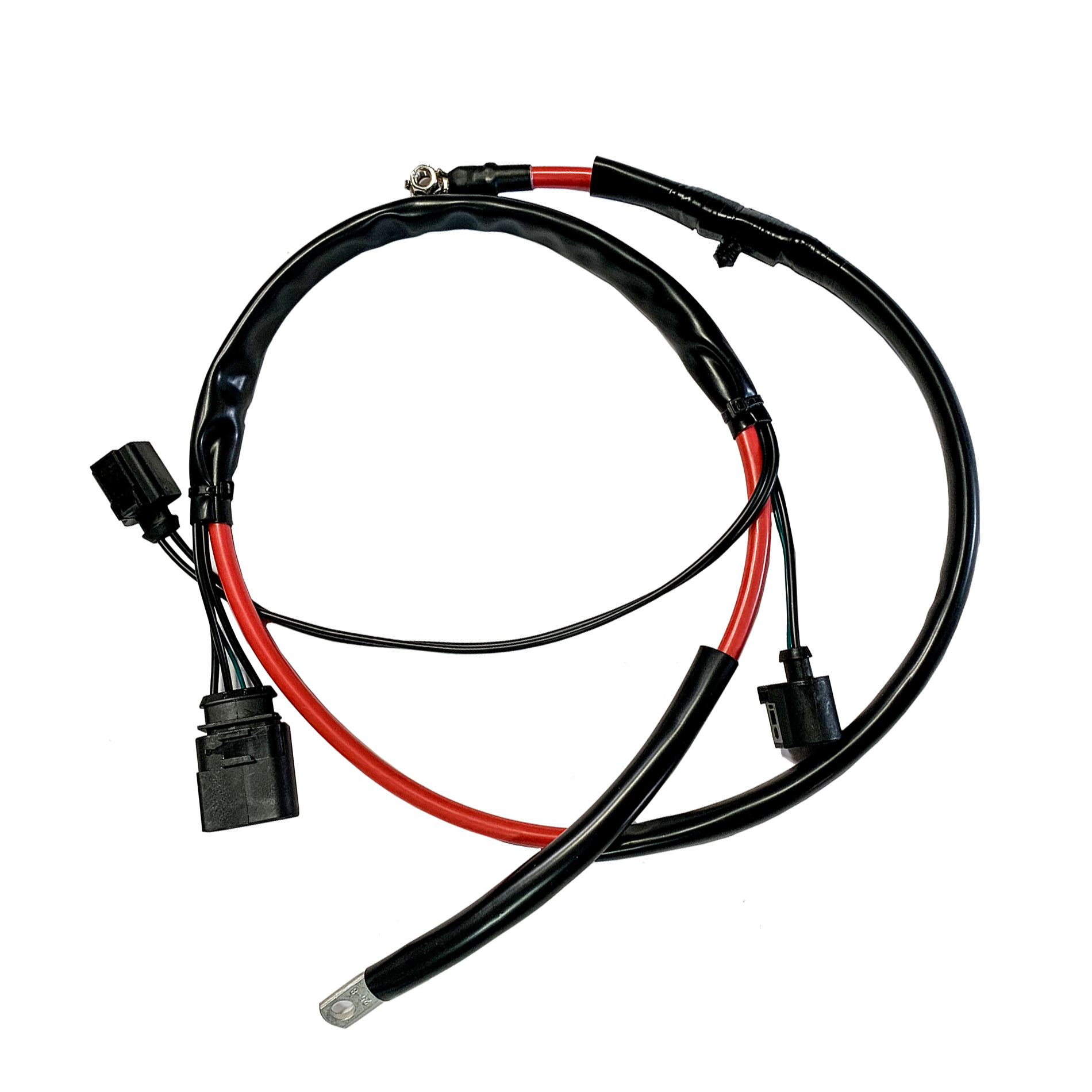 Alternator Wiring Harness Red 1c G For Vw Beetle Gl