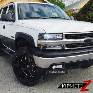 Chevy Silverado 9902 Truck SS 15002500 Replacement Clear