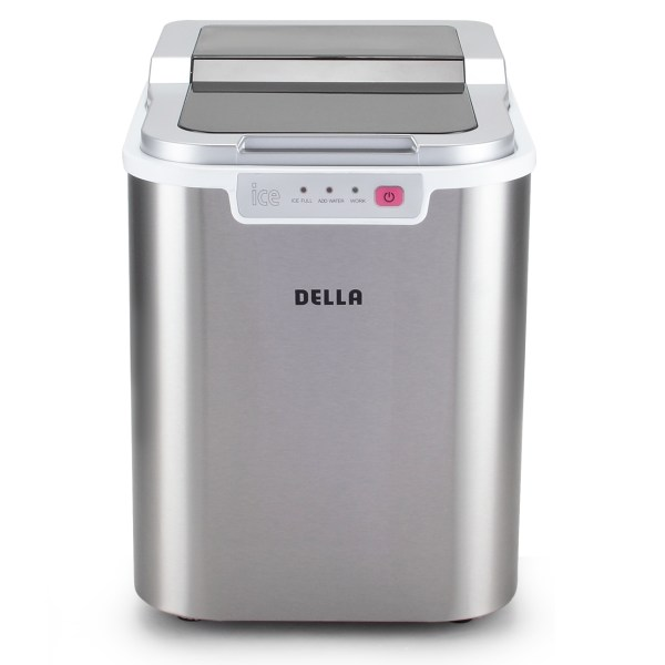Deluxe Ice Maker Portable Counter Top Machine Travel BBQ ...