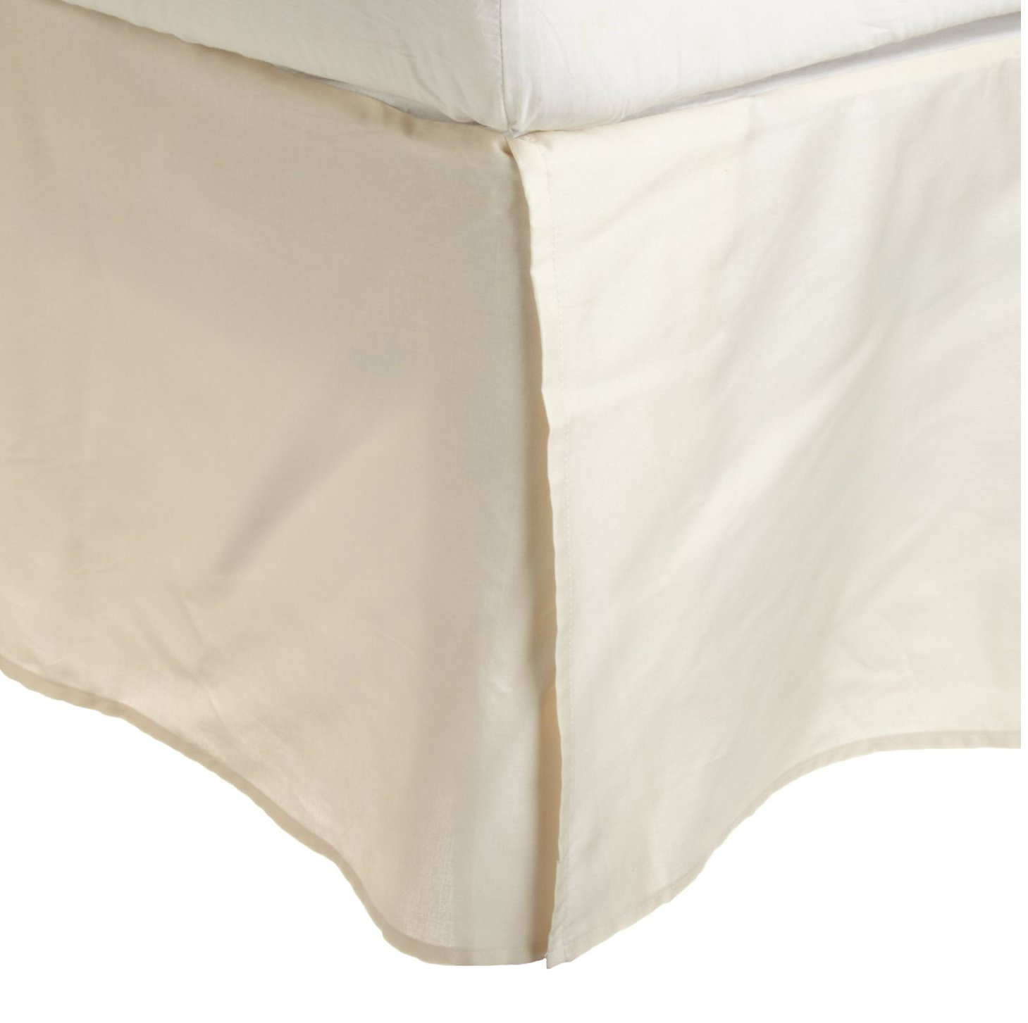 Bed Skirt 15 Drop 300 Thread Count Dust Ruffle 10 Colors