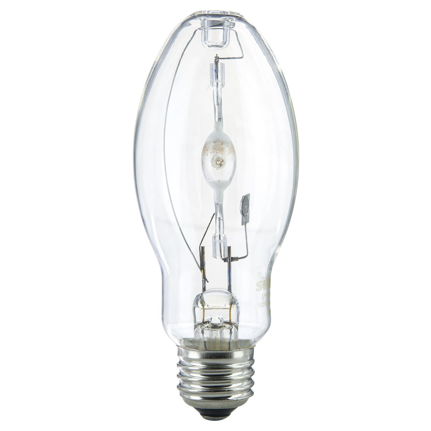 Sunlite 100w Ed17 K E26 Medium Base Mh100 U M Metal Halide Bulb