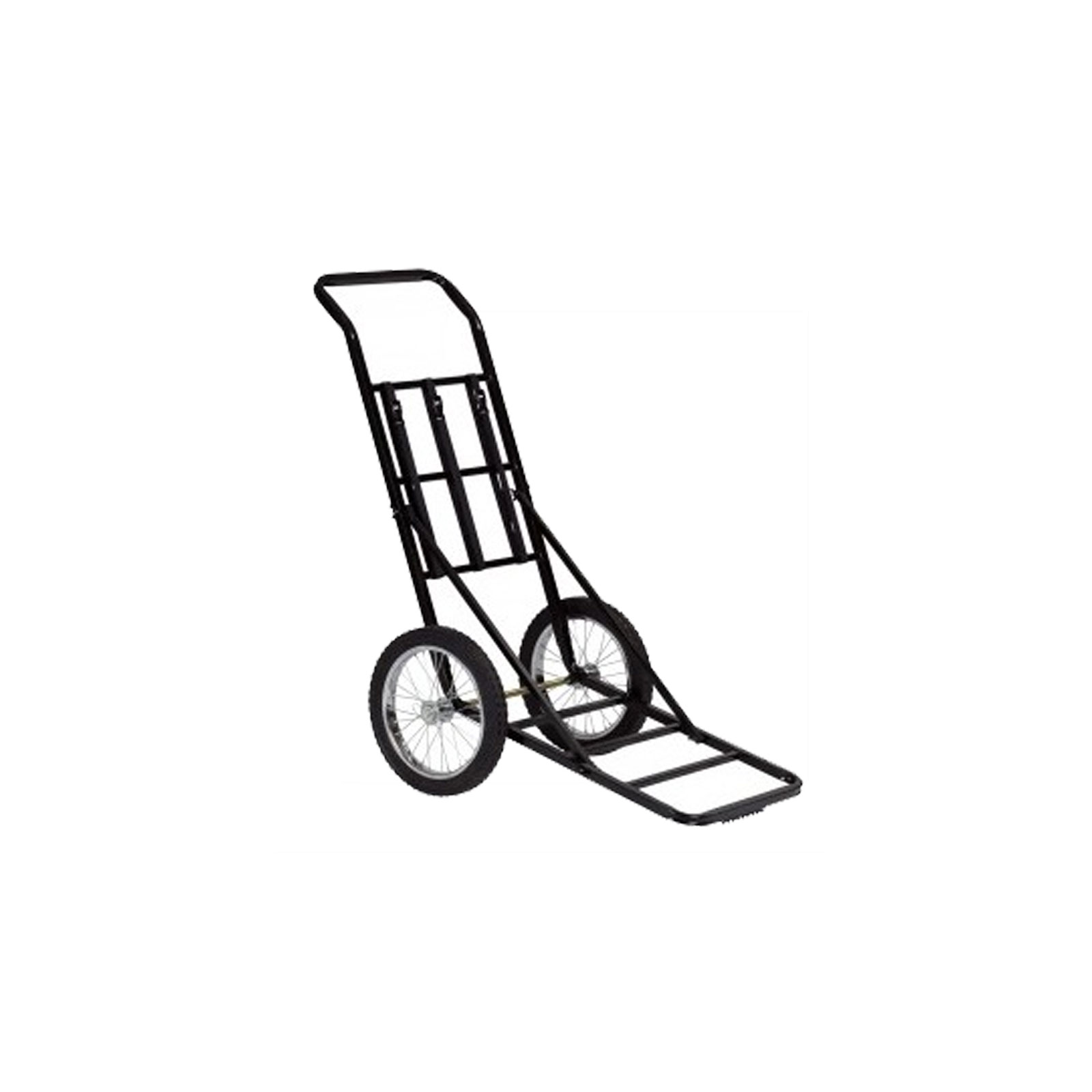 Summit Folding Game Cart With Utility Straps