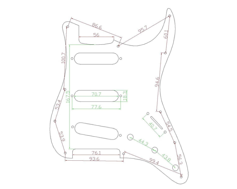 5 Way Rotary Switch Wiring Guitar Electronics