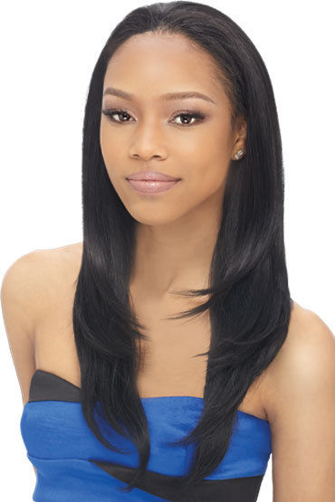 Outre Synthetic Half Wig Quick Weave   Livia 1b   eBay     Picture 2 of 2