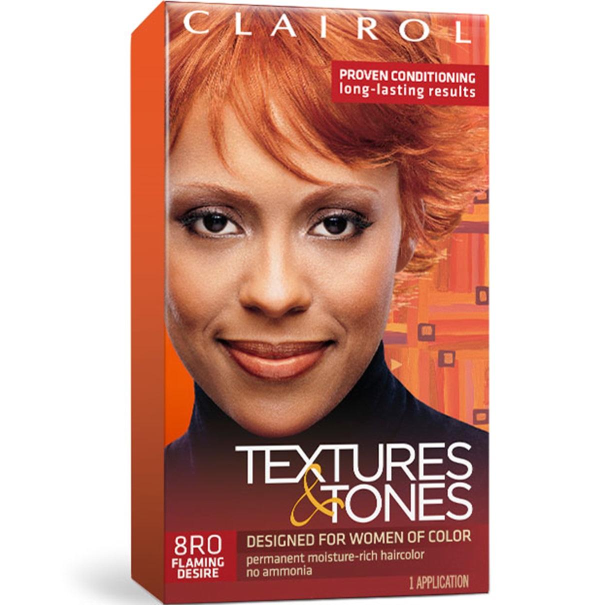 Clairol Textures Amp Tones Permanent Hair Color Dye Kit 1 Application