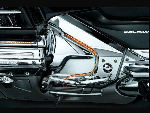 NEW KURYAKYN HONDA GOLDWING GL1800 SKINNI MINI LED LIGHTS