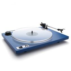 U-Turn Audio Orbit Plus Turntable with Built-In Preamplifier (Blue)