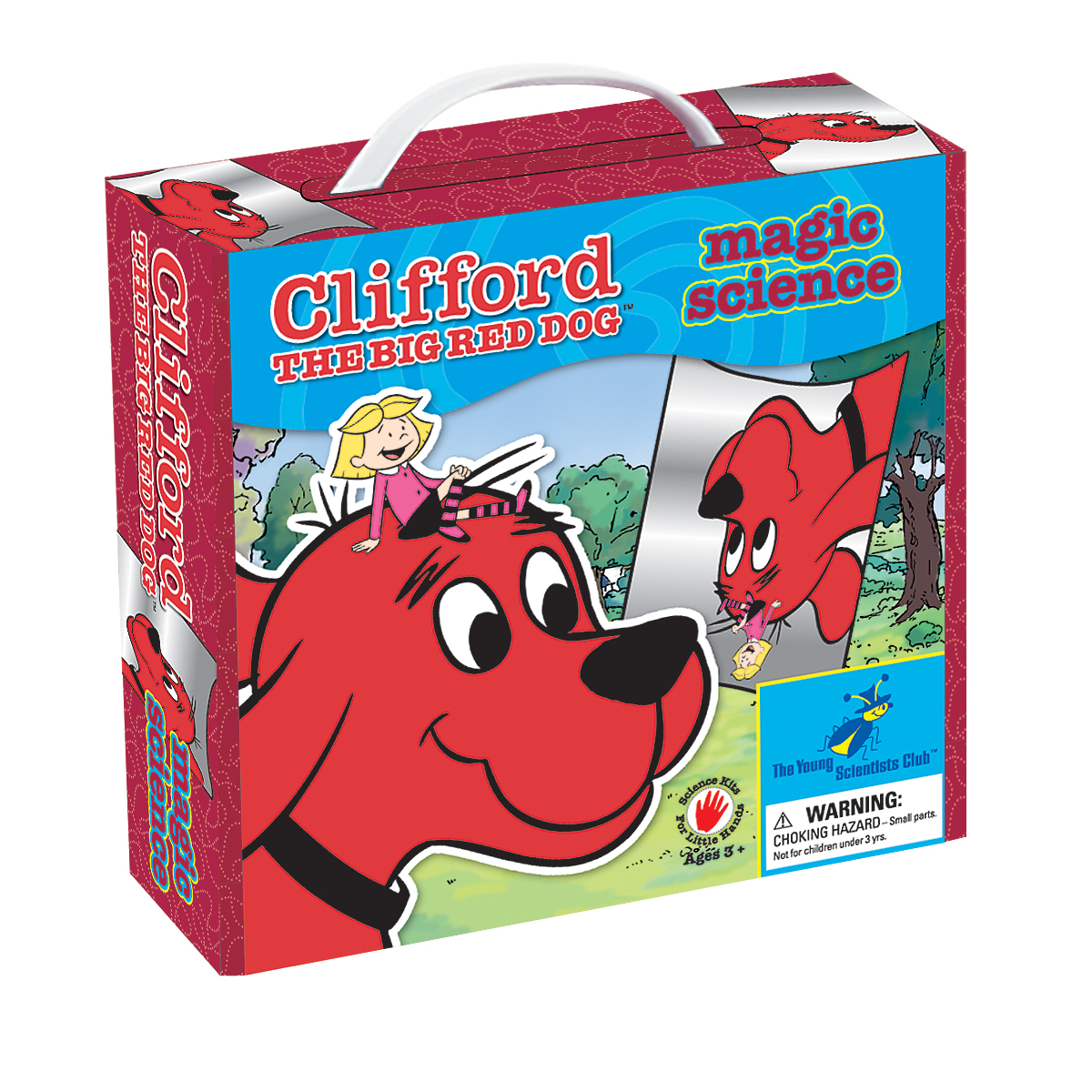 The Young Scientists Club Clifford The Big Red Dog Magic