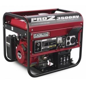 Gentron Pro Series Portable 65 HP 3500 Watt RV Generator
