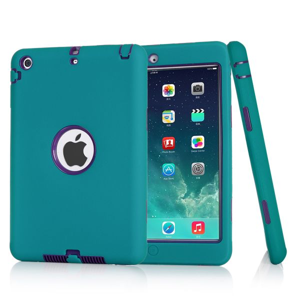 Heavy Duty Kids Shock Proof Case Cover for iPad Air 1/2 ...