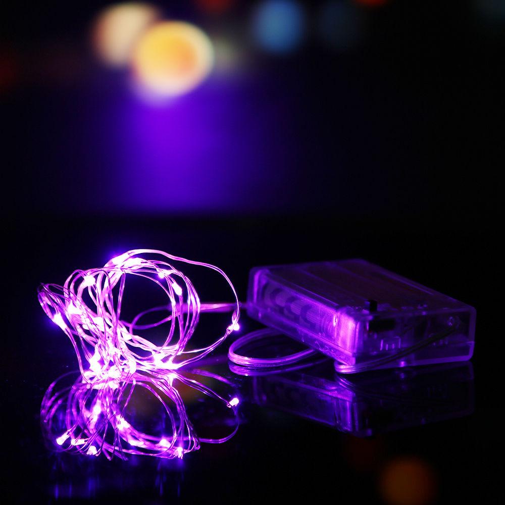 Battery Led String Lights