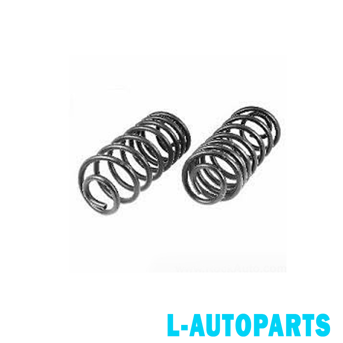 Rear Coil Spring For V8 4 6l Ford Crown Victoria