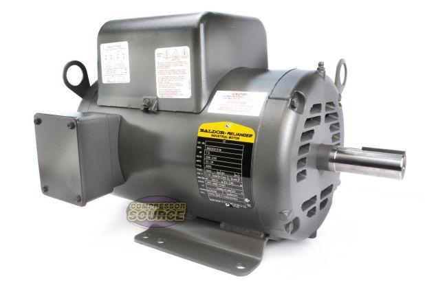 Baldor 3hp Single Phase Motor Wiring Diagram : Baldor 7 5 hp single phase motor wiring diagram automotivegarage.org