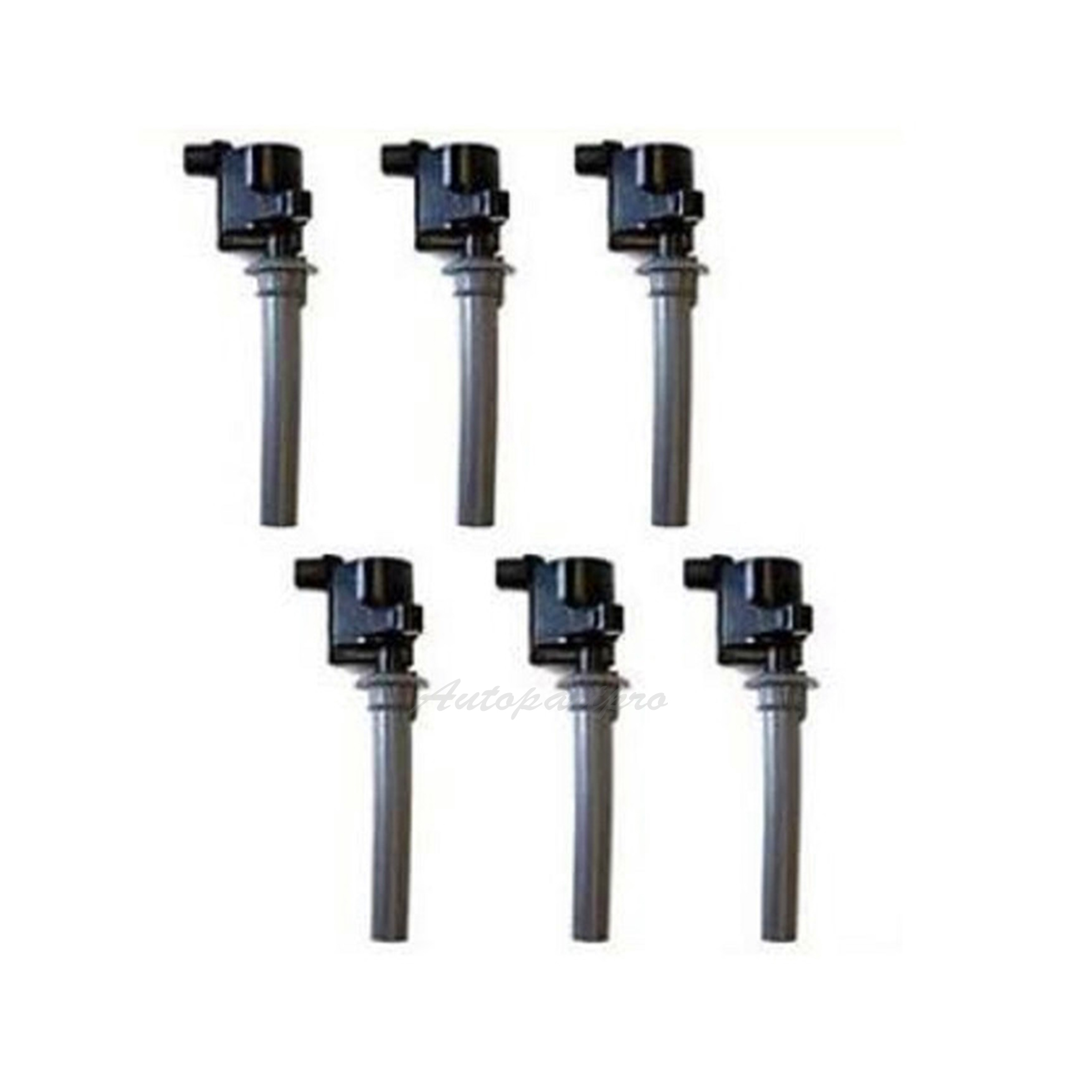 Ic23 Ignition Coil 6pcs For 04 05 06 Mazda