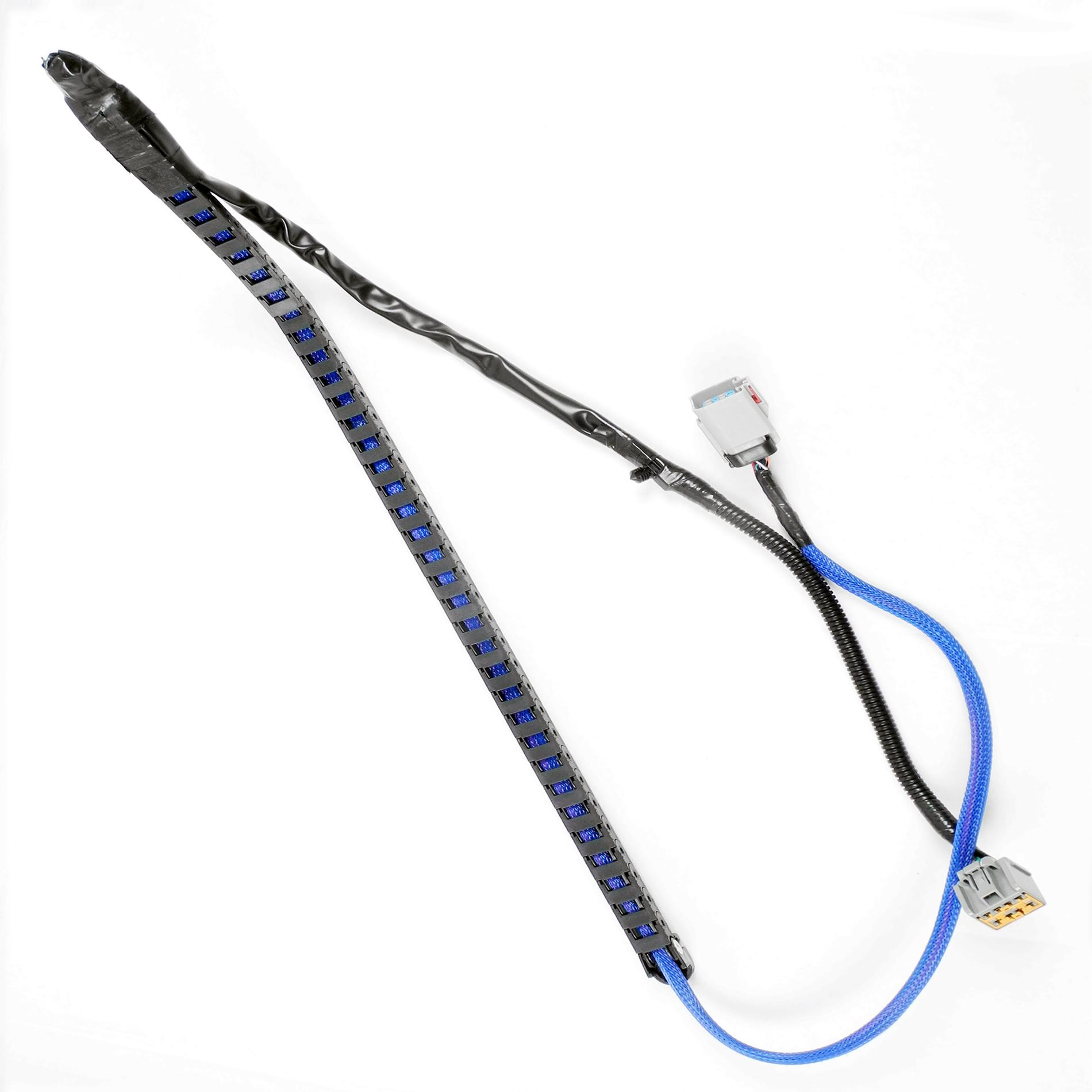 Left Lh Manual Door Wire Harness For Caravan