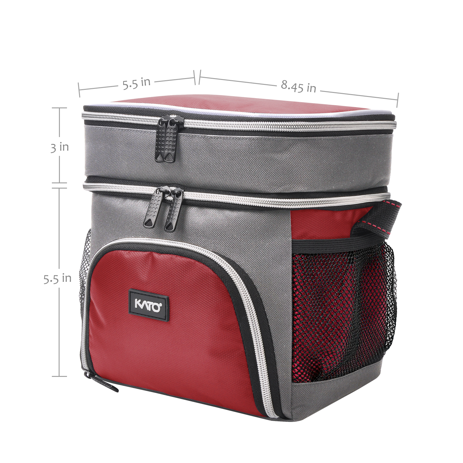 Insulated Lunch Bag Box For Women Amp Men Thermos Cooler Hot