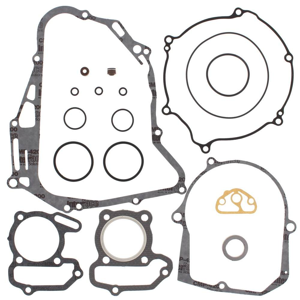 New Complete Gasket Kit For Yamaha Yfm80 Grizzly Ob 80cc