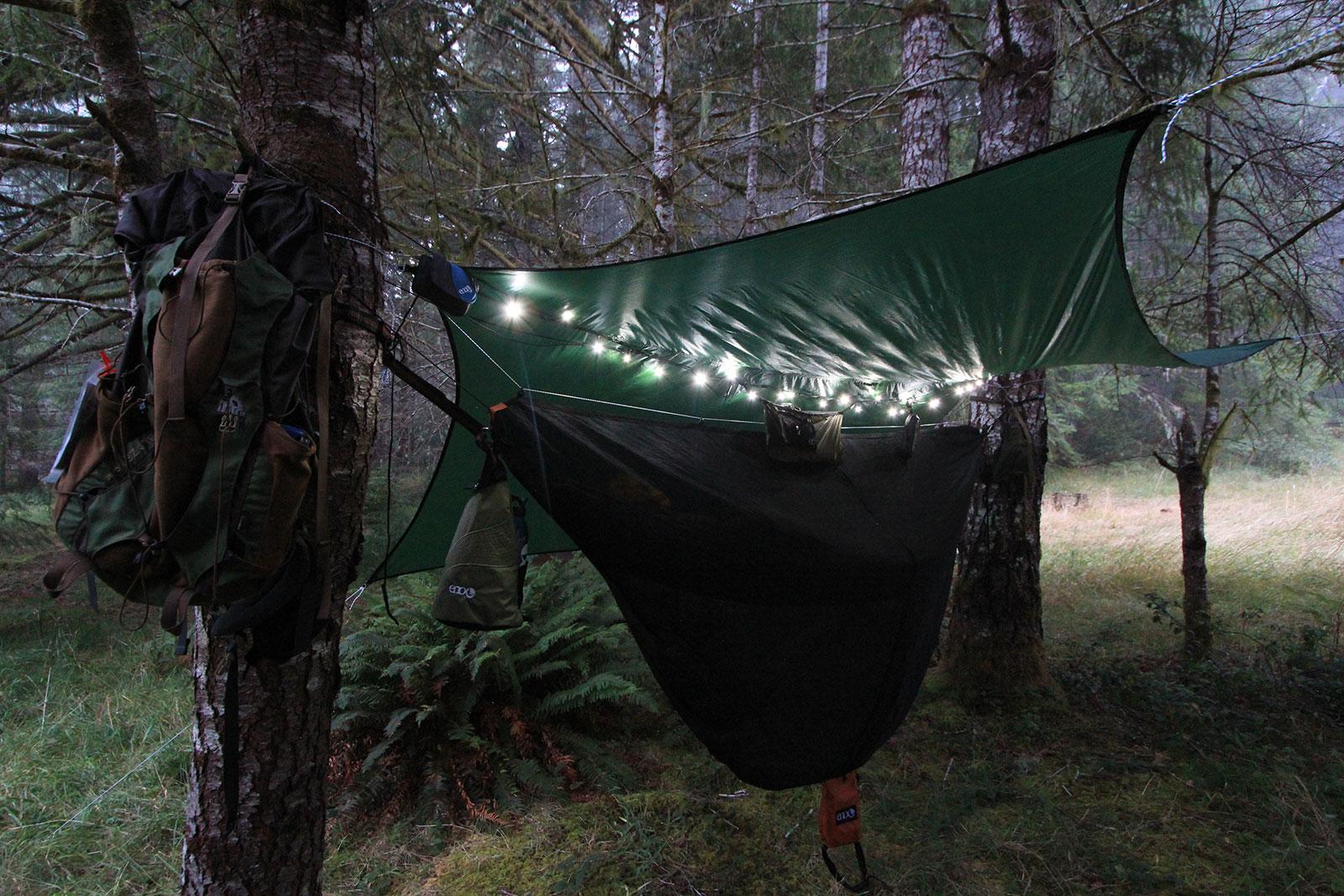 Eno Double Deluxe Onelink Hammock Sleep System Bug Net