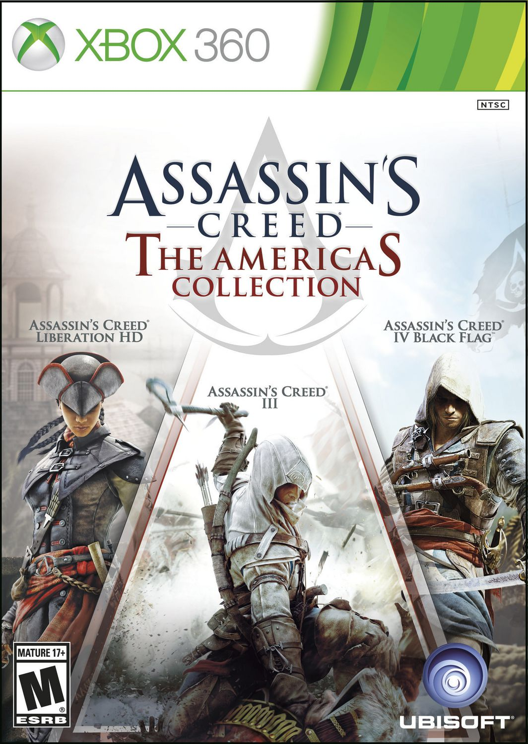 Assassin s Creed  The Americas Collection  M   Xbox 360     Assassin s Creed  The Americas Collection  M   Xbox 360