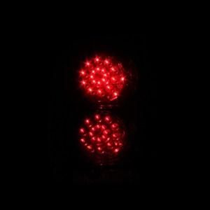 2002 2003 2004 2005 2006 2007 2008 2009 Chevy Trailblazer Smoke LED Tail Lights