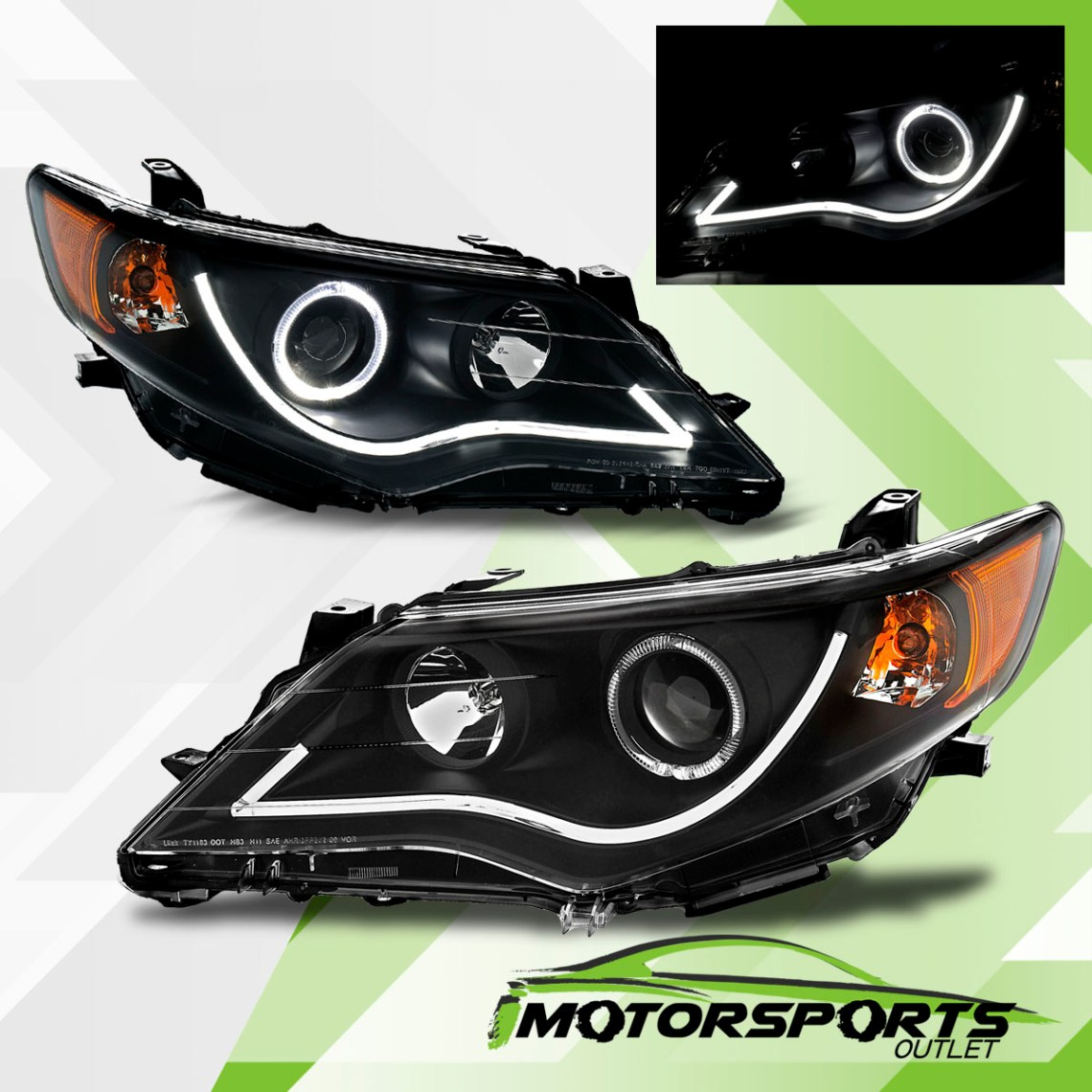 Image Result For Halo Rings For Headlights