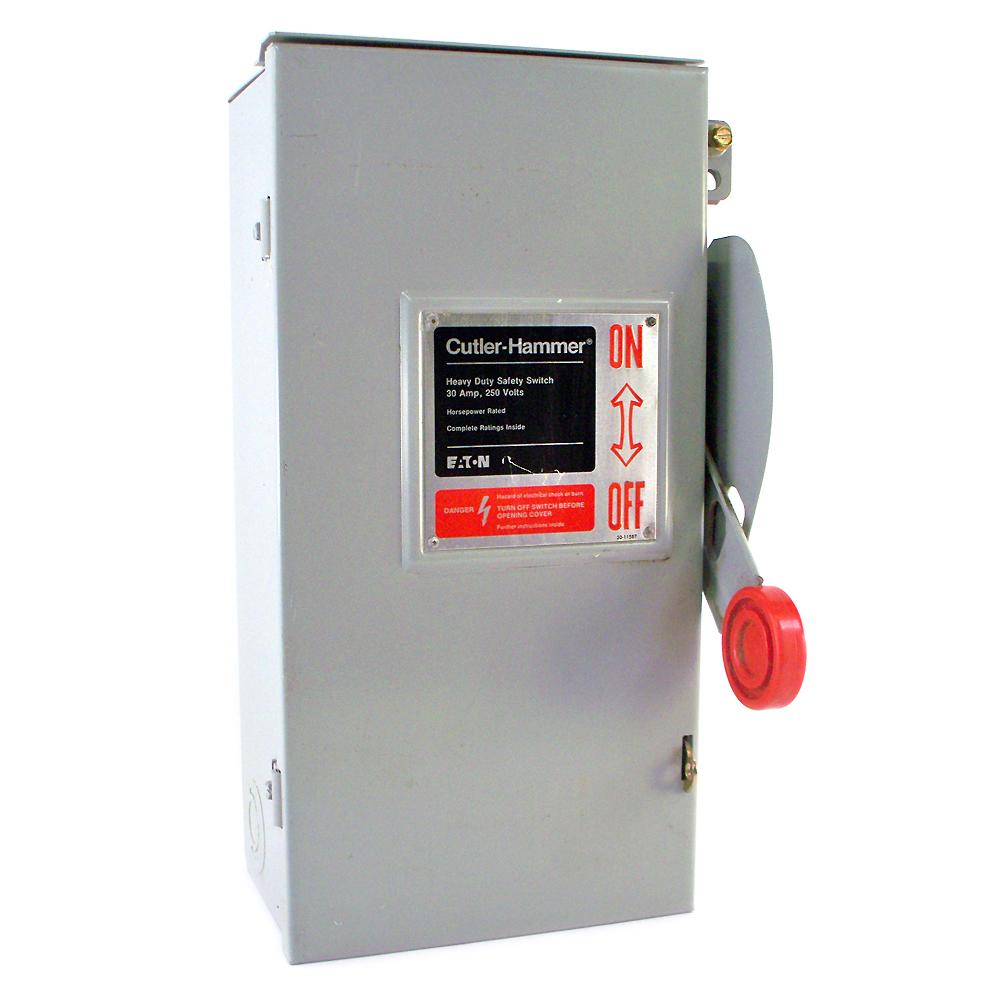 Eaton Disconnect Box