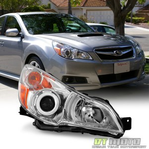 2010 2011 2012 Subaru LegacyOutback Replacement Headlight