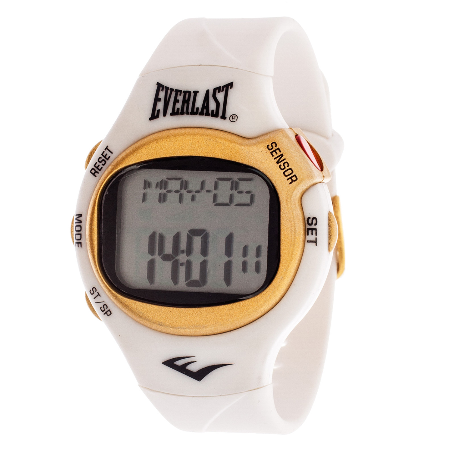Everlast Hr5 Heart Rate Monitor Amp Activity Fitness Tracker Watch W Touch Sensor