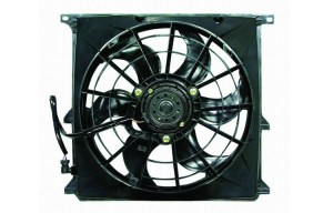 Replacement Cooling Fan For BMW 9699 318i 9699 318is 96