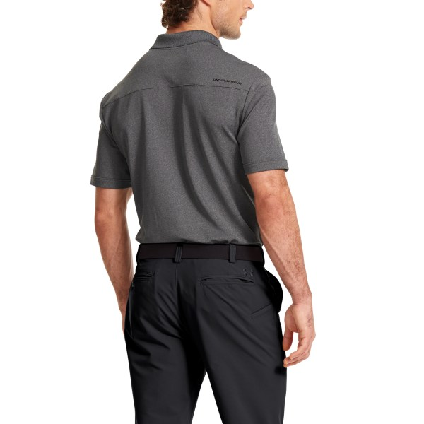 Under Armour 2017 Mens Medal Play Performance Polo Shirt ...
