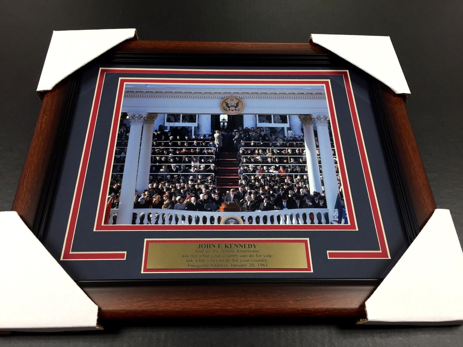 John F Kennedy United States President Inaugural Address