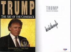 Autographed Donald Trump Memorabilia: Signed Photos ...