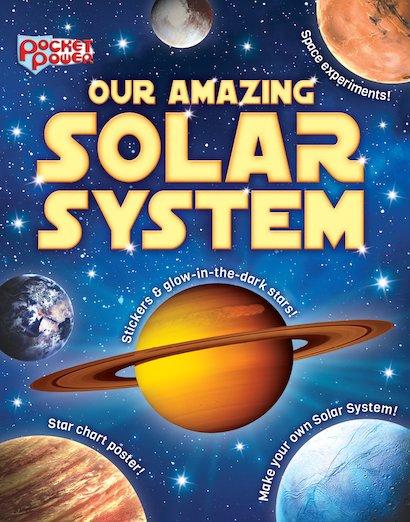 Pocket Power: Our Amazing Solar System - Scholastic Shop