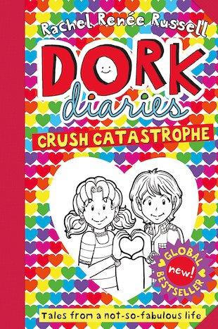 Dork Diaries 12 Crush Catastrophe Scholastic Shop