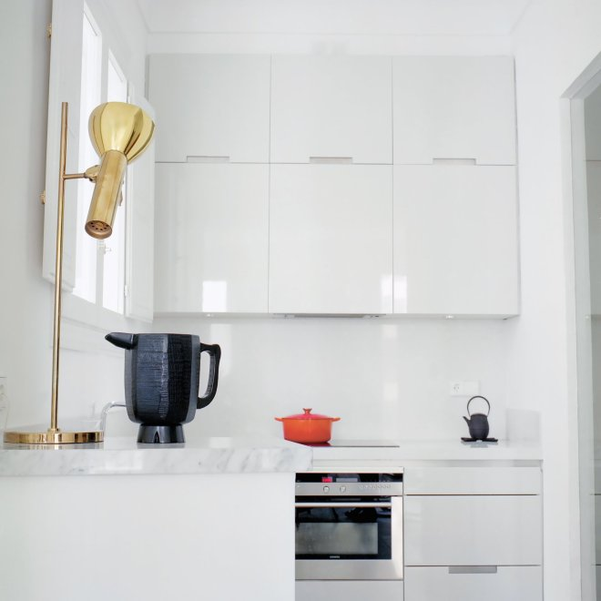 How to Make Your Tiny Kitchen Feel Huge in 6 Easy Steps - Photo 9 of 10 -