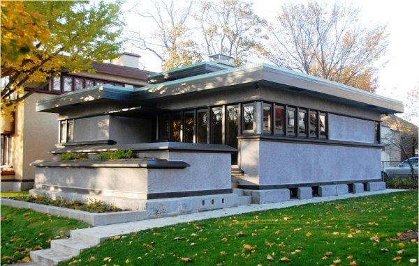 A Look at Frank Lloyd Wrights LittleKnown Prefabs Dwell