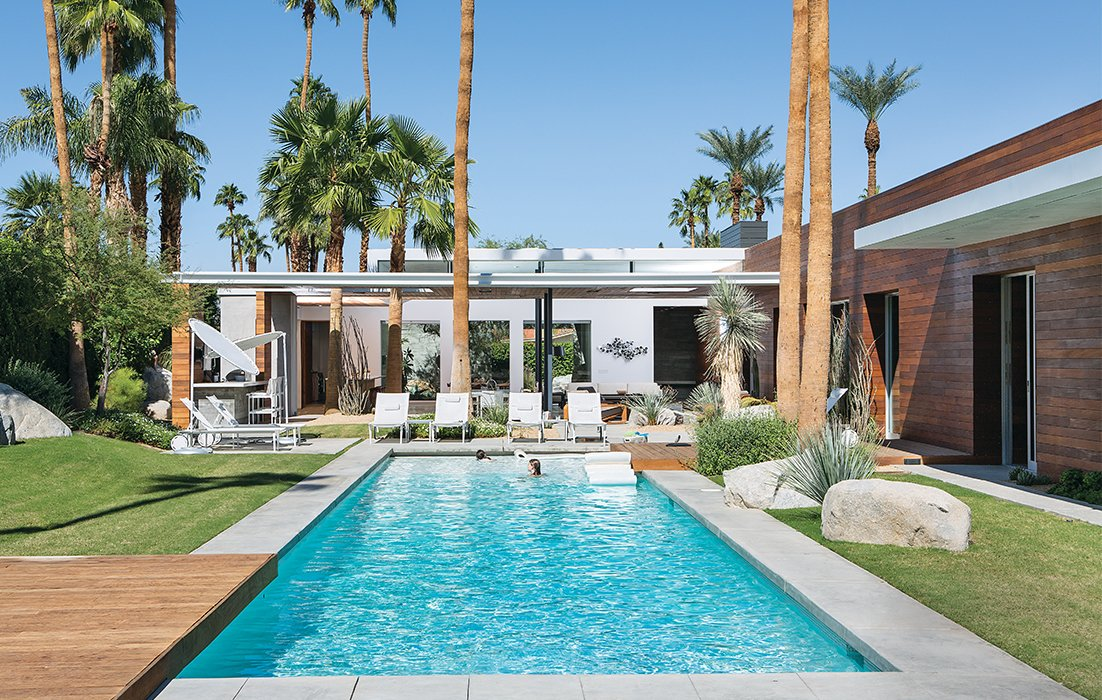 47 Midcentury Modern Homes Across America Collection Of