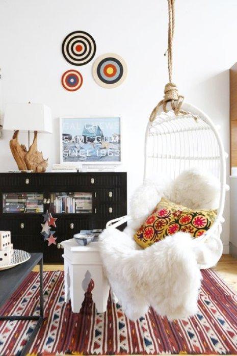 Aires bohemios en un loft urbano en LA