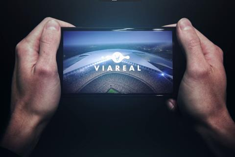 Viareal mtg 360 degree champions league