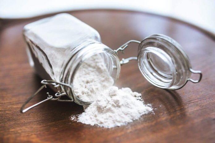 Use Baking Soda On Produce