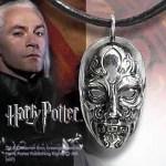 Exklusive Geschenke: Todesser Maske Lucius Malfoy – Anhänger