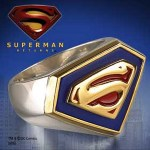 Exklusive Geschenke: Superman Returns Symbol Ring