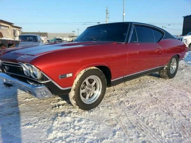1968 Chevrolet Chevelle for sale near Cadillac  Michigan 49601     1968 Chevrolet Chevelle for sale 100954166