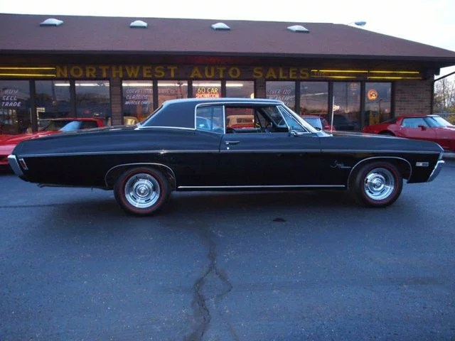 1968 Chevrolet Impala Classics for Sale   Classics on Autotrader 1968 Chevrolet Impala for sale 100820478