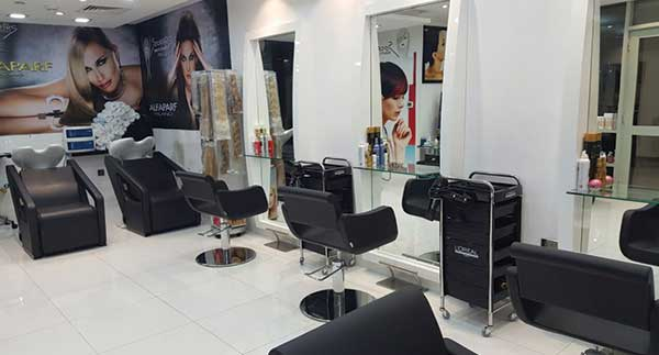 Socrates Beauty Lounge Hair Care and Styling