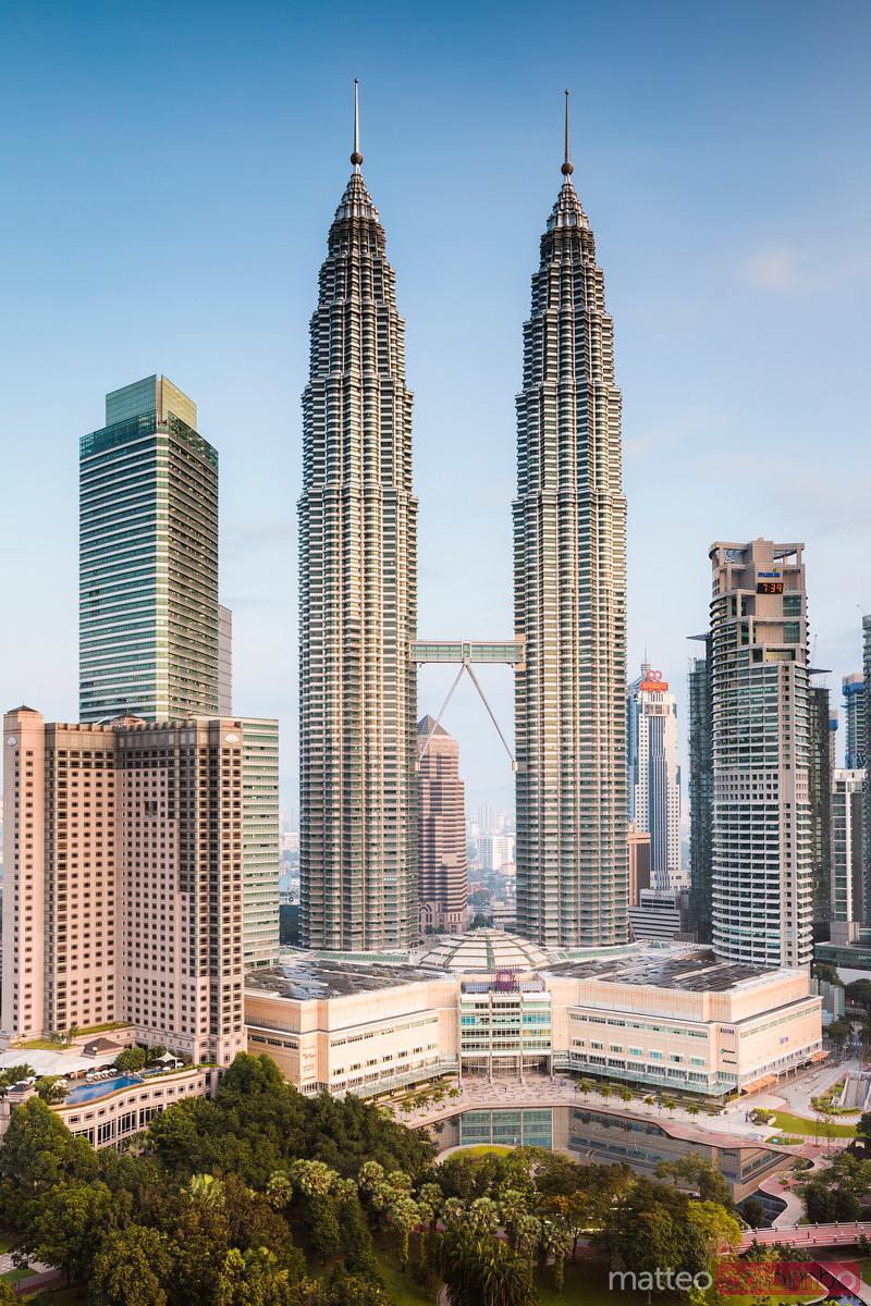 Matteo Colombo Travel Photography Petronas Twin Towers