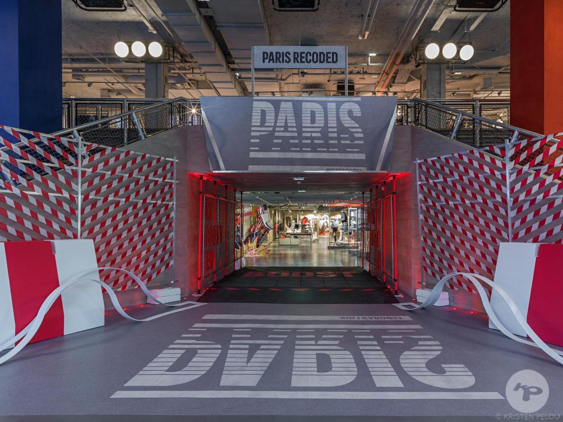 Champs Elysees Adidas 6