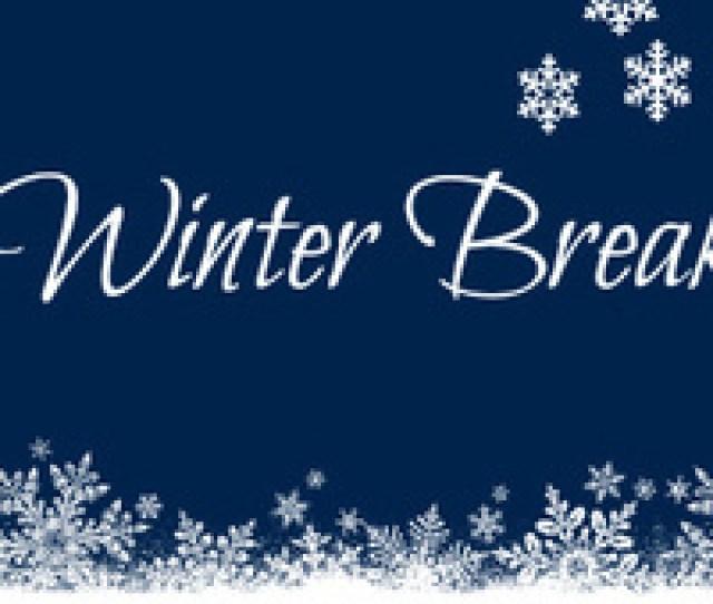 University Holiday Winter Break