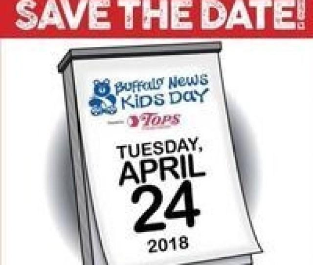 Buffalo News Kids Day